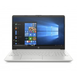 HP 15-dw0001nc FHD i3-7020U/4GB/1TB+128SSD/2RServis/W10-silver