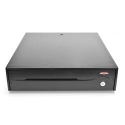Pokladní zásuvka C420C - s kabelem, 9-24V, černá (náhrada C420B)
