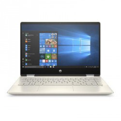 HP Pavilion x360 FHD 14-dh0005nc i3-8145U/8GB/1TB+256SSD/2RServis/W10-gold