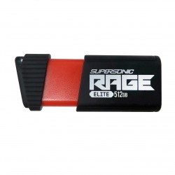 512GB Patriot Supersonic Rage Elite USB 3.1 400/300MB/s