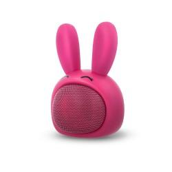 Bluetooth reproduktor Forever ABS-100 růžový