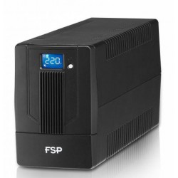 FSP/Fortron UPS iFP 1000, 1000 VA / 600W, LCD, line interactive