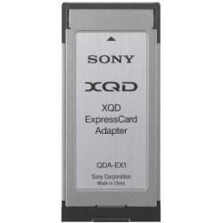 Sony QDAEX1, Adaptér XQD ExpressCard