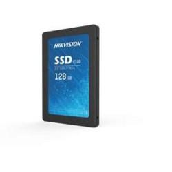 HIKVISION SSD E100 128GB 2.5in 7mm SATA3 6Gb/s 3D TLC (čtení max. 550MB/s zápis max. 430MB/s