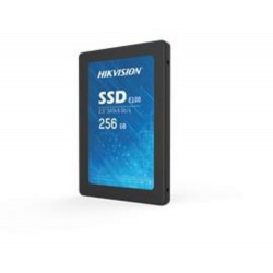 HIKVISION SSD E100 256GB 2.5in 7mm SATA3 6Gb/s 3D TLC (čtení max. 550MB/s zápis max. 450MB/s