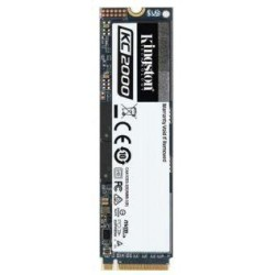 Akce! 2000GB SSD KC2000 Kingston M.2 2280 NVMe