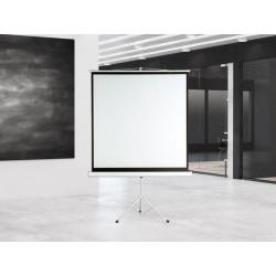 Projekční plátno Aveli stativ, 213x213cm (1:1)