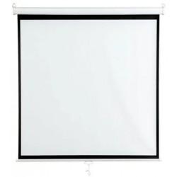 Nástěnné projekční plátno Aveli, 213x213cm (1:1)