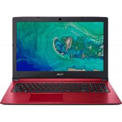 """Acer Aspire 3 - 15,6""""/4417U/2*4G/256SSD/W10 červený"""