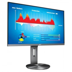 "27"" LED AOC U2790PQU - 4K UHD,IPS,HDMI,USB,rep"