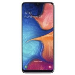 "SAMSUNG Galaxy A202 Bílý, A20e DUALSIM, smartphone, 32GB, 5.8"" HD(720x1560) NFC, WiFi, Octa-core 1.60GHz, Android, bílý"