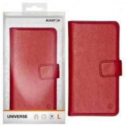 ALIGATOR pouzdro UNIVERSE, vel.L(150*72)červená