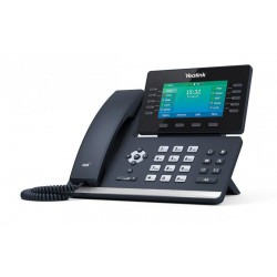 "Yealink SIP-T54W, IP Tel, PoE, 4,3"" bar. LCD, 10, prog. tl, GigE"