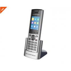 "Grandstream DP730 IP tel. 2,4"" bar. displ. 2SIP úč. video, BT, Micro USB, HAC, Push-to-talk"