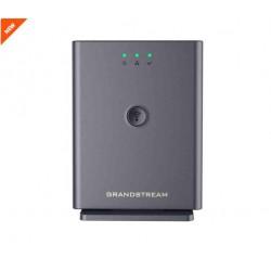Grandstream DP752 IP DECT zákl. stanice, max. 5ruček, HD voice, 10 SIP účt. 5soub. hovorů