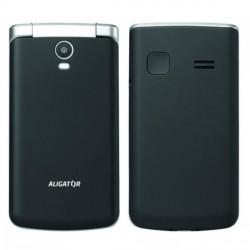 ALIGATOR V710 Senior černo-stříbrný+st.nab.