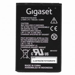 Baterie pro Gigaset SL78H/SL400H/SL4/SL5 profes.