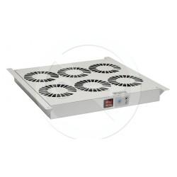 Ventilační jednotka 6 vent.termostat, do stropu i dna VJ-R6