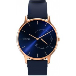 Withings Move Timeless Chic - Blue / Rose Gold