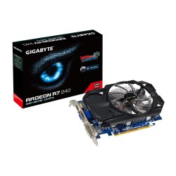GIGABYTE Radeon  R7 240 Ultra Durable 2 OC 2GB
