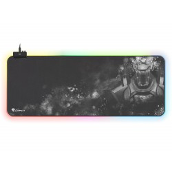 Herní podložka pod myš s RGB podvícením Genesis Boron 500 XXL, 800x300mm