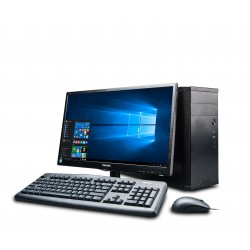 Premio Basic S240 bez OS (G5400/4GB/SSD 240GB/DVD)
