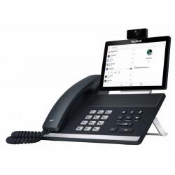 """Yealink VP59 IP tel. 8"""" bar. LCD, 27 prog. tl. GigE, Teams"""
