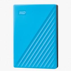 "Ext. HDD 2,5"" WD My Passport 4TB USB 3.0. modrý"
