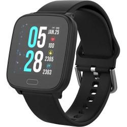 CARNEO Smart hodinky SlimFit+ Černé