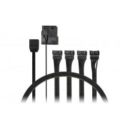 EVOLVEO A1, kabel pro připojení RGB ventilátorů a pásků, 12 V