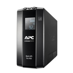 APC Back UPS Pro BR 900VA, 6 Outlets, AVR, LCD Interface, promo 10 %