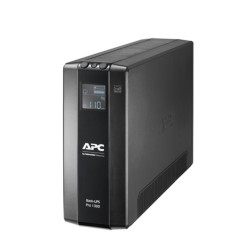 APC Back UPS Pro BR 1300VA, 8 Outlets, AVR, LCD Interface