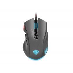 Genesis Xenon 210 herní optická myš s RGB podsvícením, software, 3200 DPI