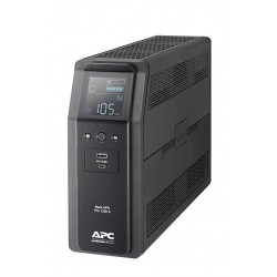 APC Back UPS Pro BR 1200VA, Sinewave,8 Outlets, AVR, LCD interface, promo 10 %
