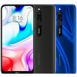 XIAOMI Redmi 8 modrý 4GB/64GB mobilní telefon (Sapphire Blue, USB-C, 6.22in, 5000mAh)