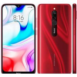 XIAOMI Redmi 8 červený 4GB/64GB mobilní telefon (Ruby Red, USB-C, 6.22in, 5000mAh)