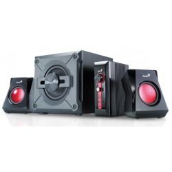 Speaker GENIUS SW-G2.1 1250 38W gaming
