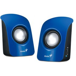 Speaker GENIUS SP-U115 1,5W USB blue