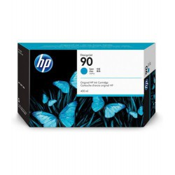 HP C5061A náplň č.90 azurová 400ml