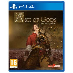 PS4 - Ash of Gods: Redemption