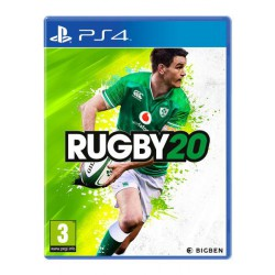 PS4 - Rugby 20