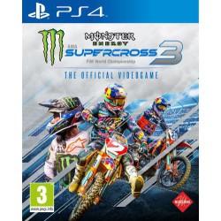 PS4 - Monster Energy Supercross 3