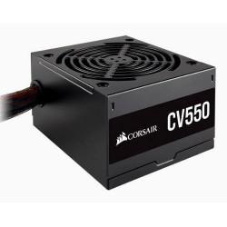 CORSAIR zdroj CV550 550W CV série (ventilátor 12 cm, model 2020, účinnost 80 Plus BRONZE, až 88 procent)