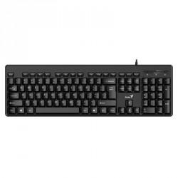 Genius KB-116 Classic USB klávesnice, černá, CZ+SK layout