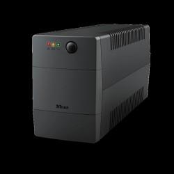TRUST PAXXON 800VA UPS, 2 zásuvky