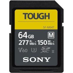 Tough SD řady M - 277 MB/s (čtení), 150 MB/s (zápis)