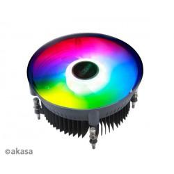 AKASA chladič CPU - Intel - aRGB - Vegas Chroma LG