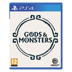 PS4 - Gods   Monsters Limited Edition