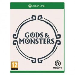 XONE - Gods   Monsters Limited Edition