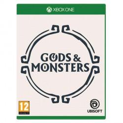 XONE - Gods   Monsters Deluxe Edition